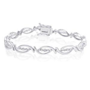 Jewelry - 💗Mother's Day Gift💗Diamond Flair Tennis Bracelet